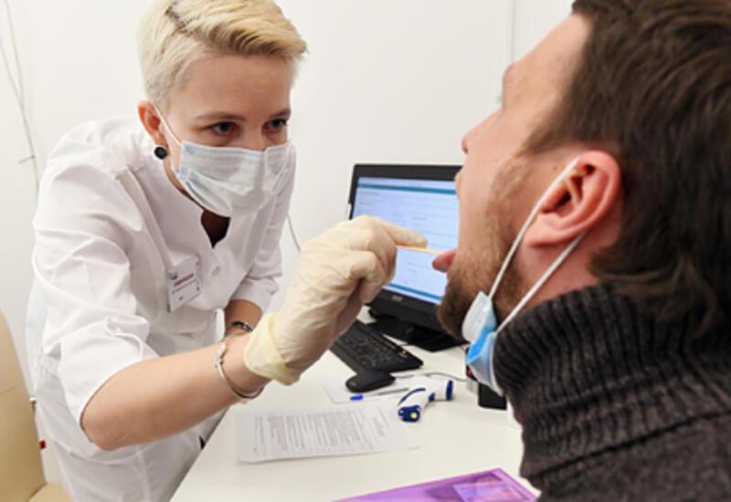 В России выявили 9169 новых случаев коронавируса