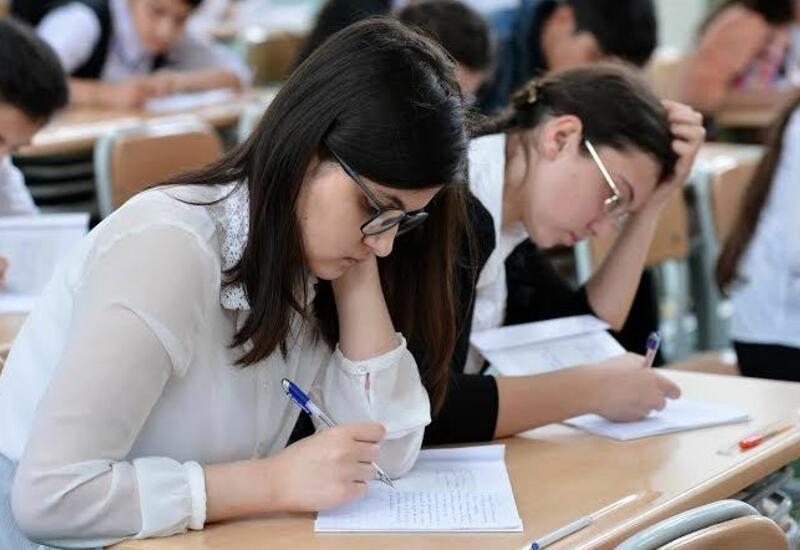 Названы группы специальностей с самым большим конкурсом в вузы Азербайджана в 2021 году