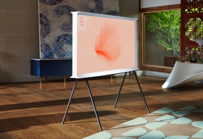 Samsung The Serif — телевизор как арт объект