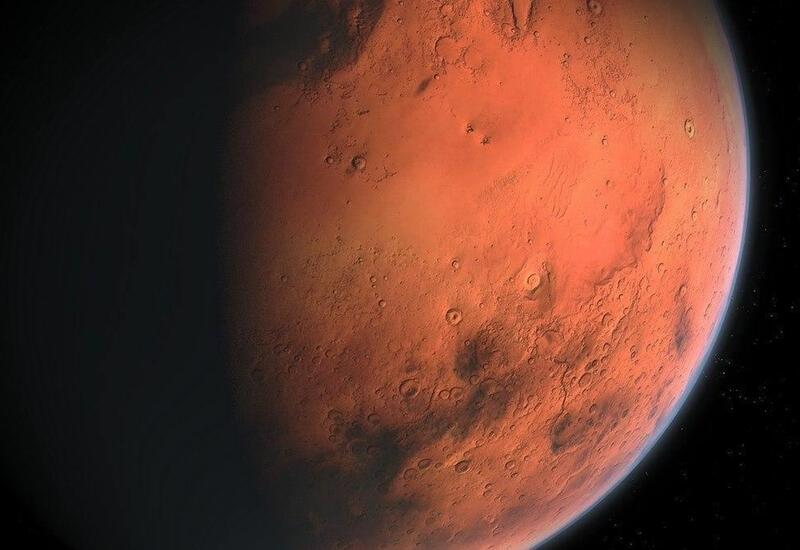 На Марсе нашли пригодные для жизни условия