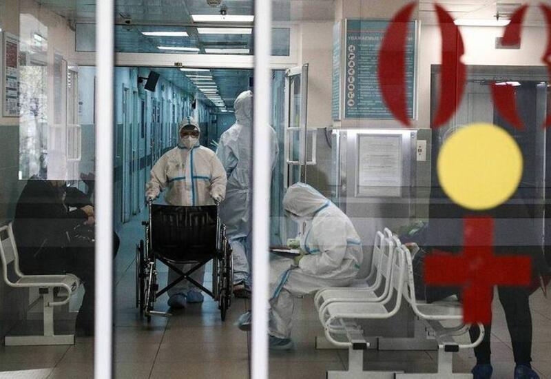 В России за сутки выявили 8 792 заразившихся коронавирусом