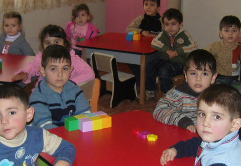 ИВ города Баку о работе детских садов