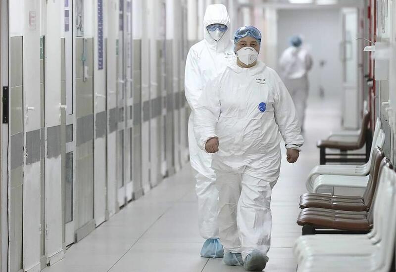 В России за сутки выявили почти 17 тыс. случаев заражения коронавирусом