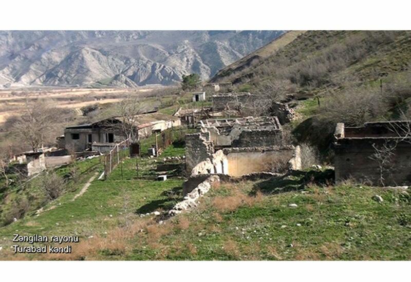 Село Турабад Зангиланского района