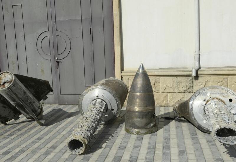 "Армяне хотели нанести удар по церкви Газанчы в Шуше ракетой ""Искандер-М"""
