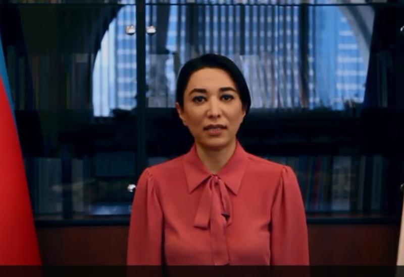 Омбудсмен Азербайджана обратилась к международной общественности