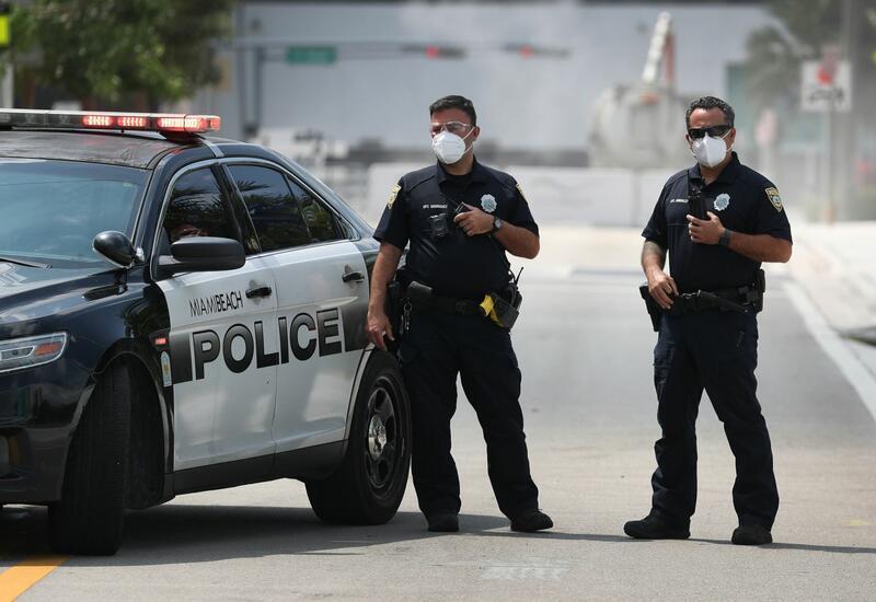 Мужчина врезался в терминал аэропорта и открыл стрельбу в Техасе