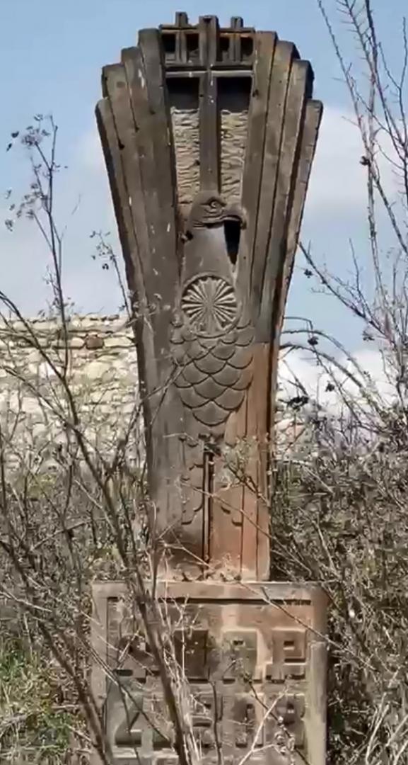 Факты арменизации села Хоровлу Джебраильского района