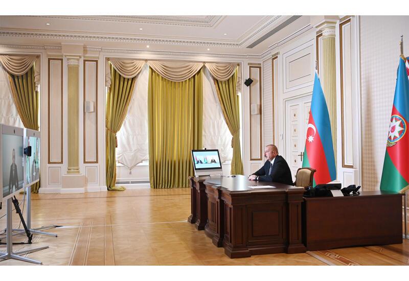 Президент Ильхам Алиев рассказал о потенциале водных ресурсов на освобожденных землях