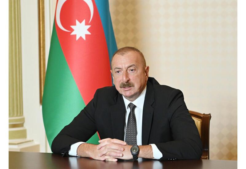 Президент Ильхам Алиев: Повсеместно должны быть современный менеджмент, управление