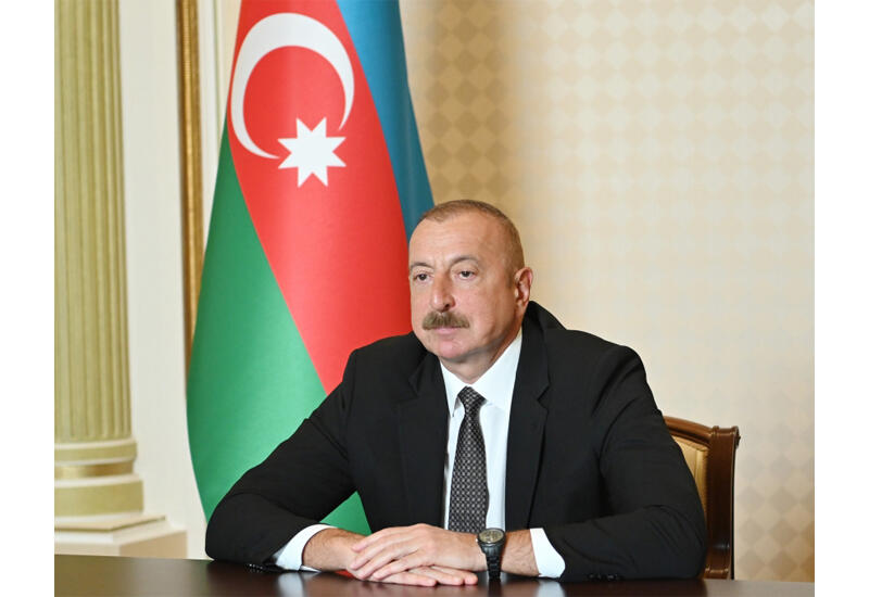 Президент Ильхам Алиев: Необходимо точно проанализировать весь наш потенциал водных ресурсов