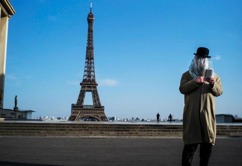 Франция стала самой зараженной страной в Европе