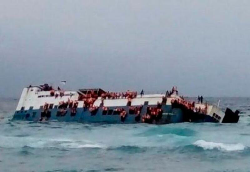 Паром с 50 пассажирами затонул в Бангладеш