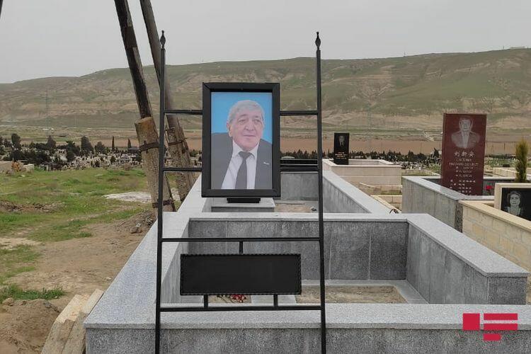 Состоялись похороны Рямиша