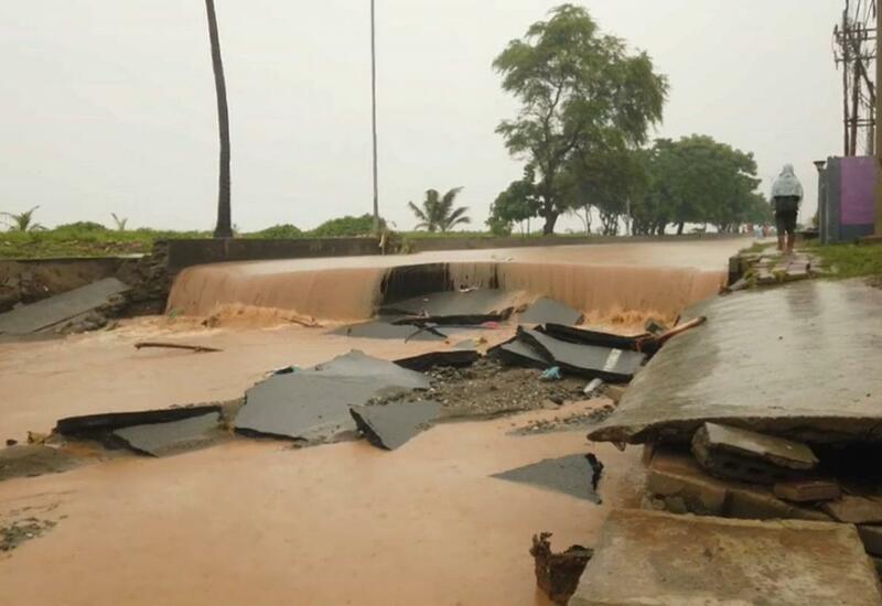 Стихийные бедствия в Юго-Восточной Азии