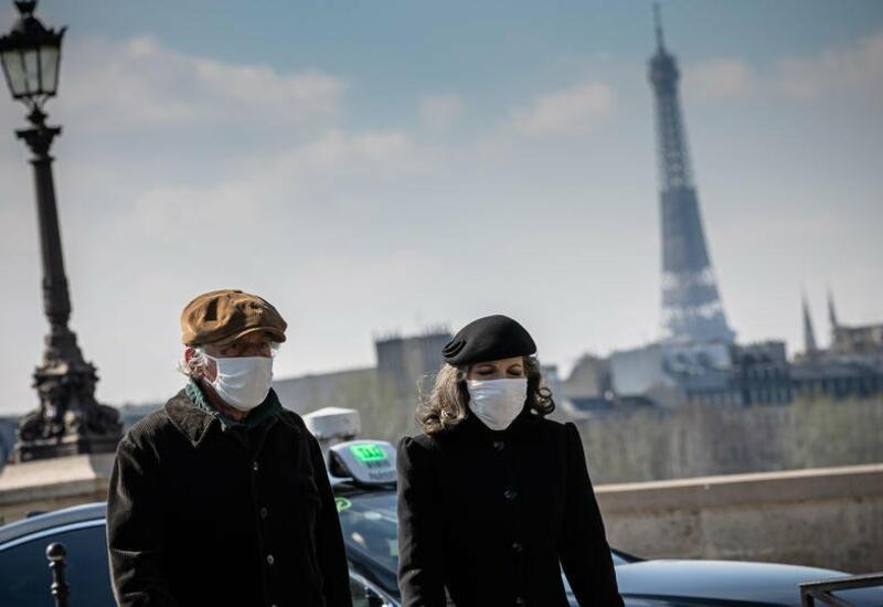 Во Франции зафиксировали рекордные показатели заболеваемости COVID-19