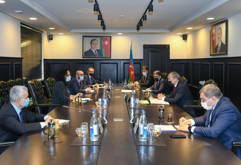 Микаил Джаббаров о важности сотрудничества с АБР