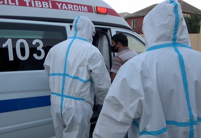 В общественных местах в Азербайджане задержали 4 активных больных коронавирусом