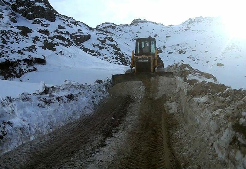Продолжаются мероприятия по инженерному обеспечению подразделений в освобожденном Карабахе