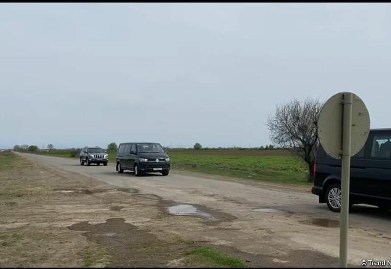 Представители ОИС отправились в Агдам и Гянджу
