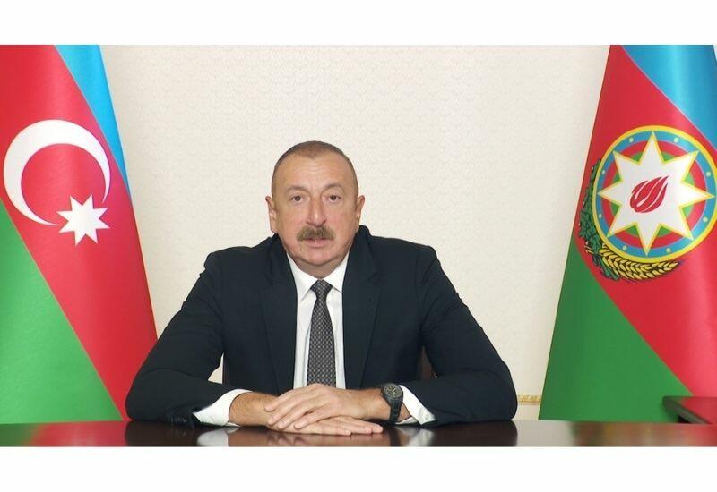 Президент Ильхам Алиев: Только вместе мы справимся с пандемией и вернемся к нормальной жизни