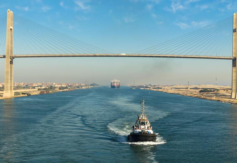 Движение по Суэцкому каналу восстановили после инцидента с греческим танкером