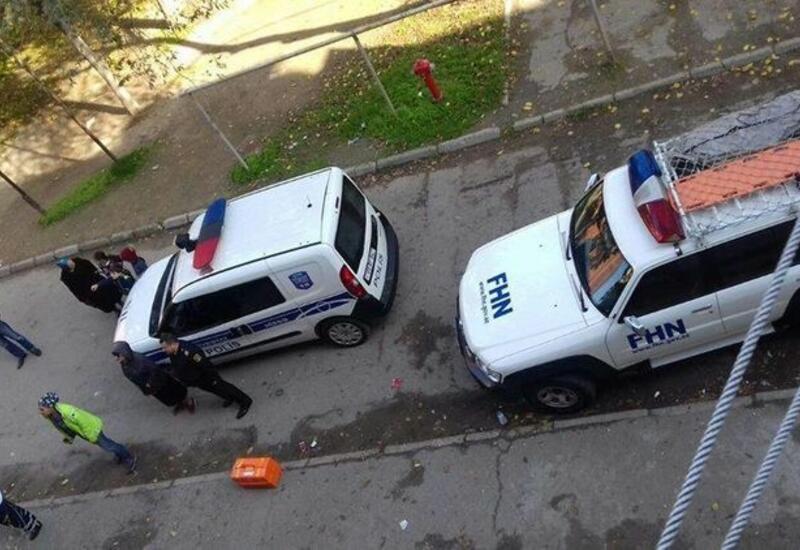 В Баку полиция спасла от суицида женщину, зараженную коронавирусом
