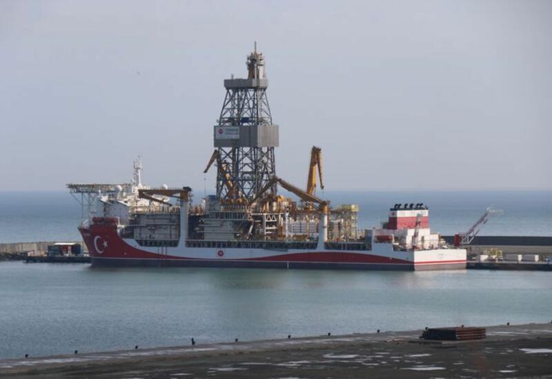 Турция приступает к бурению новой разведывательной скважины в Черном море