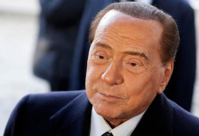 Берлускони вновь госпитализирован