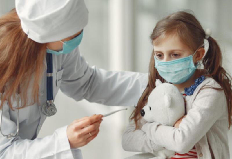 Врачи предупредили о «ложном коронавирусе» у детей