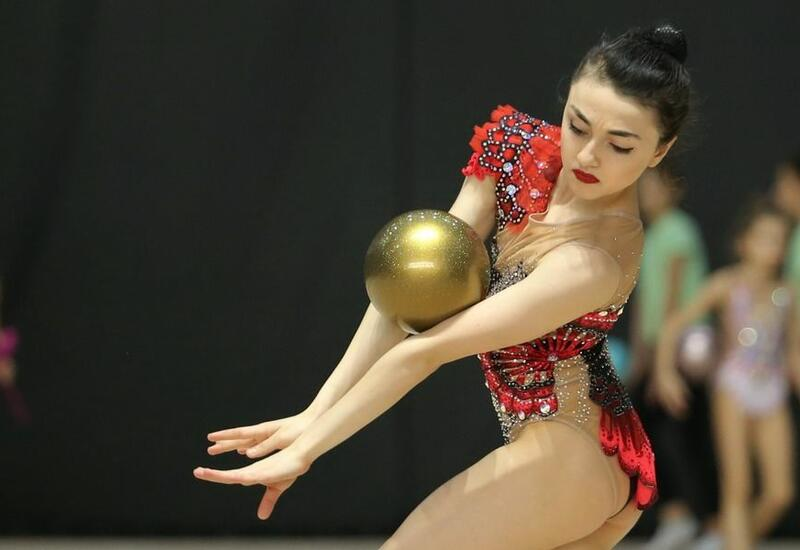 Арзу Джалилова и Нармина Самедова представят Азербайджан на Кубке мира по художественной гимнастике в Ташкенте