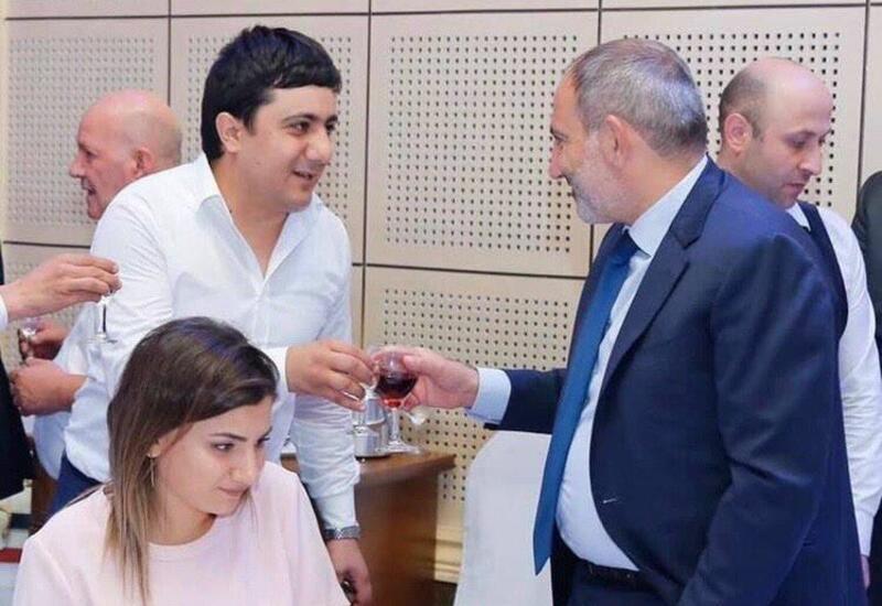 Член партии Пашиняна задержан в момент употребления наркотиков