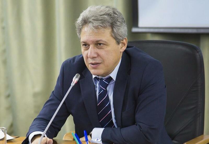 """Президент """"Вымпелкома"""" Рашид Исмаилов предлагает МСЭ выработать единые мировые стандарты для интернета вещей"""