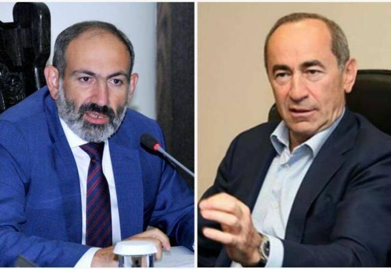 Роберт Кочарян подал в суд на Никола Пашиняна