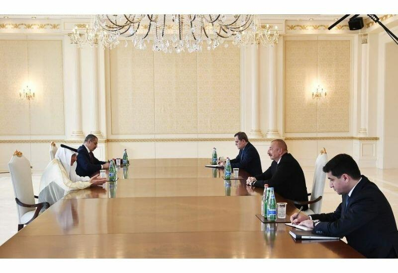 Президент Ильхам Алиев: Нагорно-карабахский конфликт был разрешен нами в одностороннем порядке