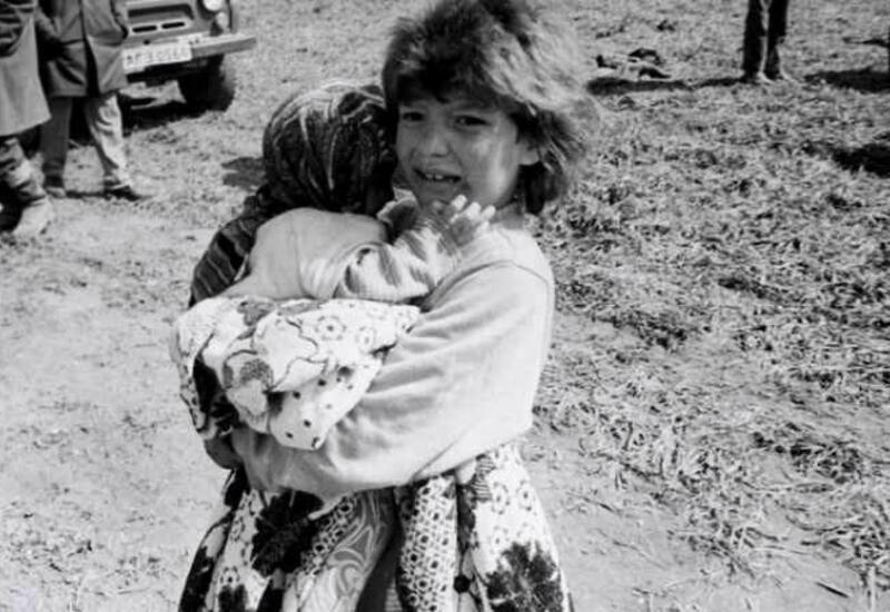 Cегодня 29-я годовщина Агдабанского геноцида
