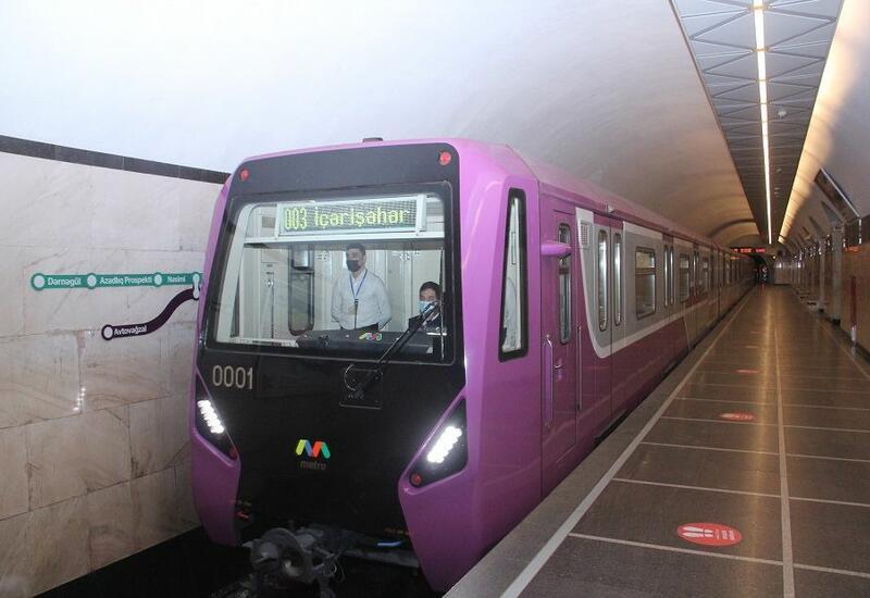 Проезд в бакинском метро можно будет оплатить с телефона