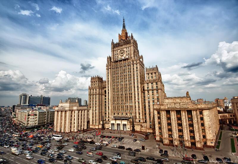 МИД России сделал заявление о статусе Каспийского моря