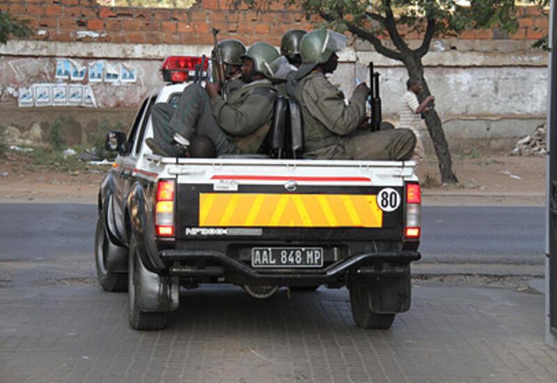 12 белых иностранцев обезглавили в Африке