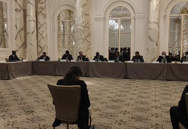 Делегация ОИС провела пресс-конференцию в Баку