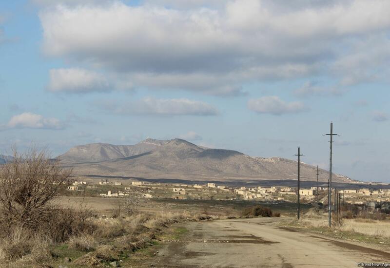 Украина готова помочь Азербайджану в восстановлении освобожденных территорий