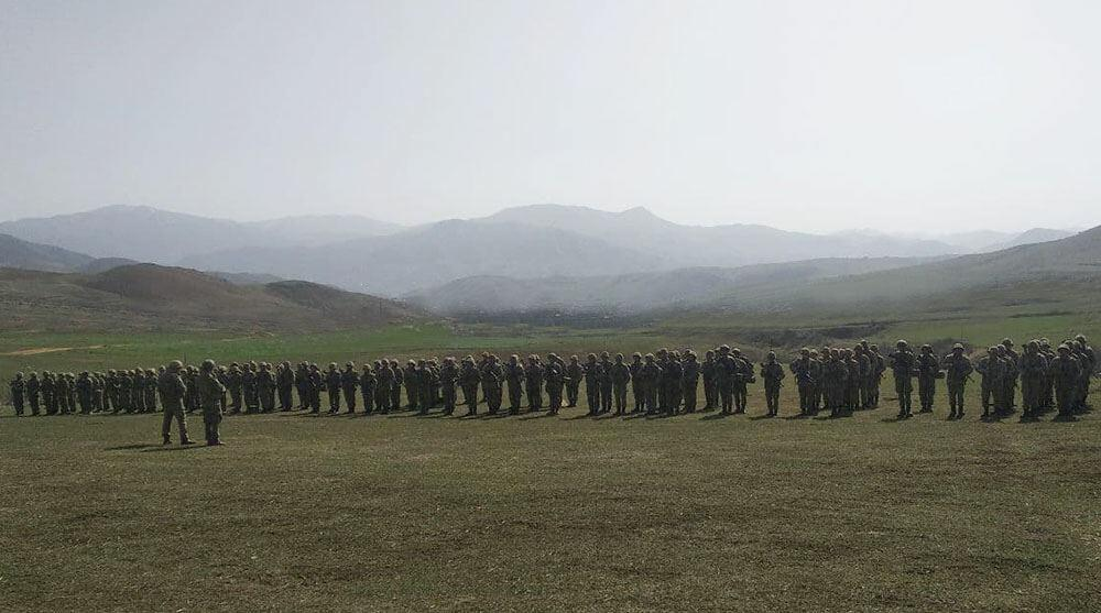 Азербайджан и Турция начали масштабные тактические учения