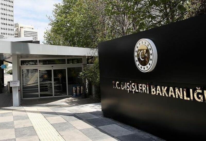 Посол Италии вызван в МИД Турции
