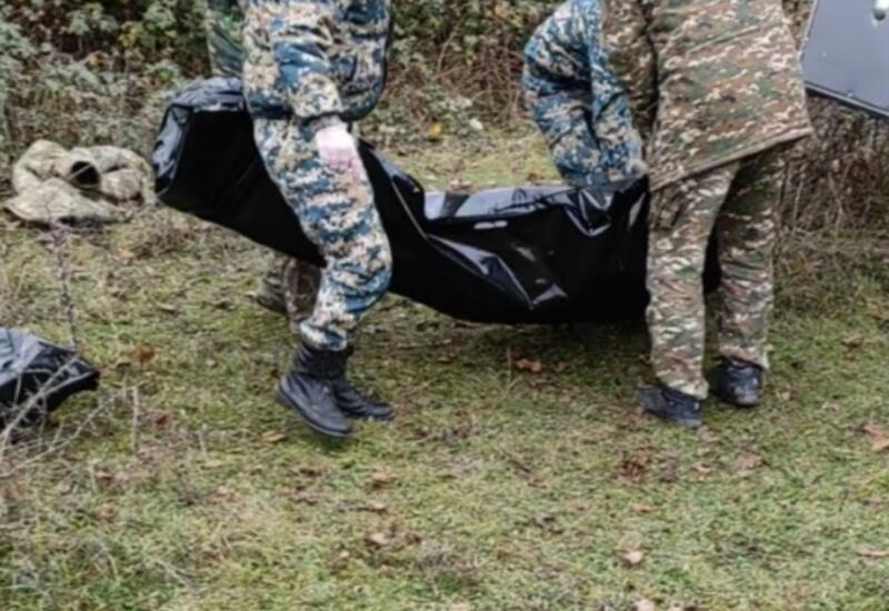 В Карабахе продолжают находить останки армянских солдат