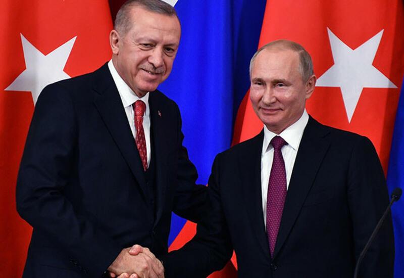 Путин и Эрдоган о «Зангезурском коридоре»