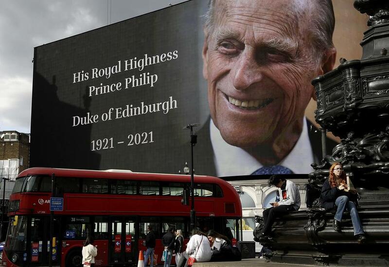 Принц Гарри собирается прилететь в Великобританию, чтобы проститься с дедом