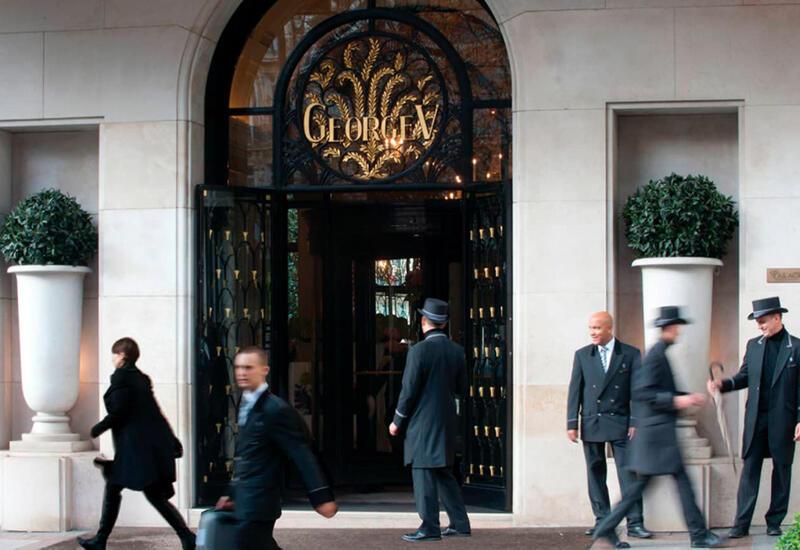 В Париже злоумышленники ограбили «лучший в мире отель»
