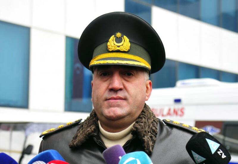 Эльхану Ибрагимову присвоено высшее воинское звание генерал-майора медицинской службы