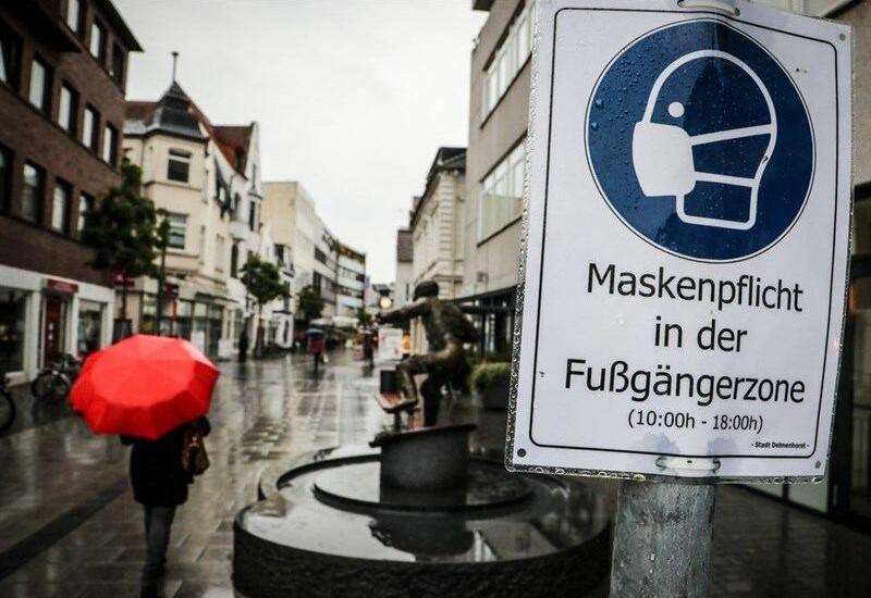 В Германии поддержали продление локдауна