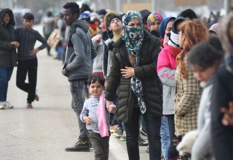 Мигранты бегут из карантинных лагерей Европы